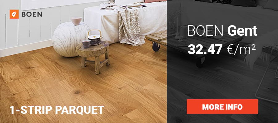 Boen Gent - Plank 1-Strip from 32,47 €/m²