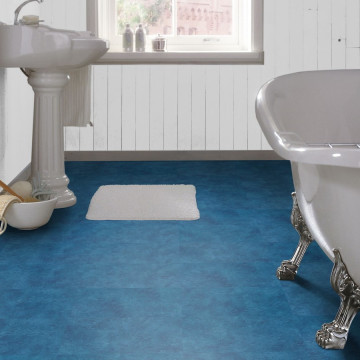 Marmoleum Real Blue