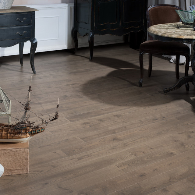 Parketas COSWICK Brushed & Oiled Collection Uosis French Riviera