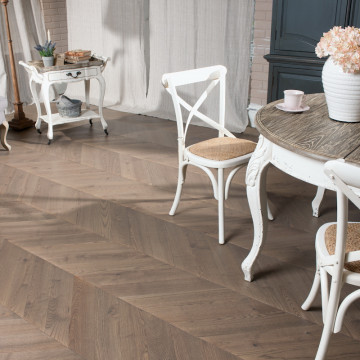 Parketas COSWICK Chevron Collection Uosis French Riviera